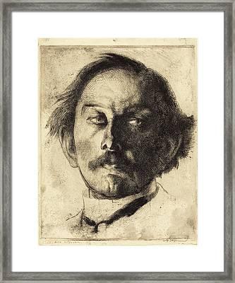 Albert Besnard, Jules Destrée, French, 1849 - 1934 Framed Print