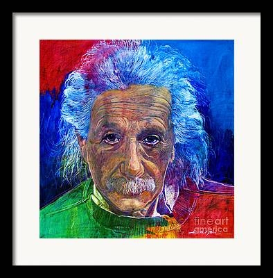 Physicist Framed Prints