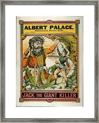 Albert Palace Framed Print