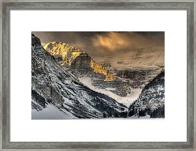 Alberta Sunrise Framed Print