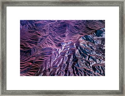 Alborz Mountains Framed Print by Paul Williams