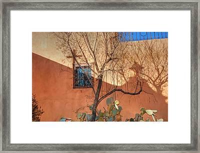 Albuquerque Mission Framed Print