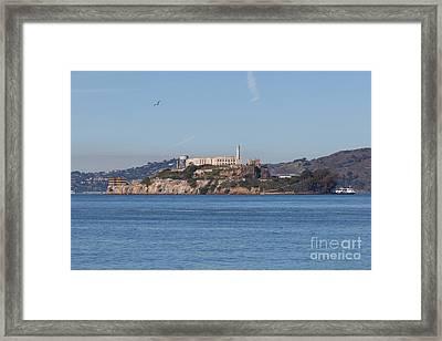 Alcatraz Island San Francisco California 5dimg2521 Framed Print