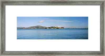 Alcatraz Island, San Francisco Framed Print by Panoramic Images