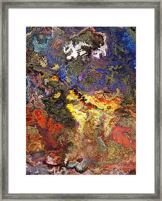 Alchemy Framed Print by Jury Onyxman