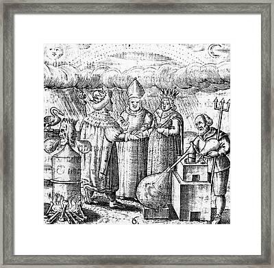 Alchemy Framed Print