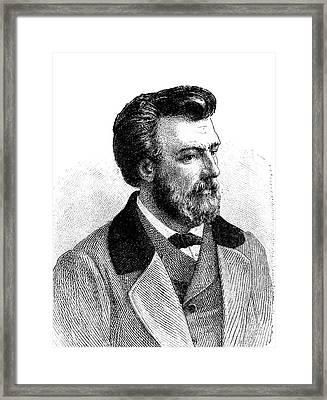 Alexander Bell Framed Print