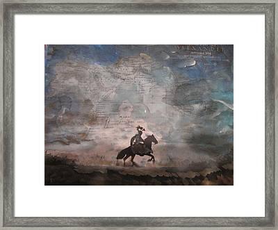 Alexander Framed Print