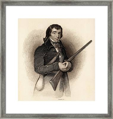 Alexander Wilson Framed Print by Universal History Archive/uig