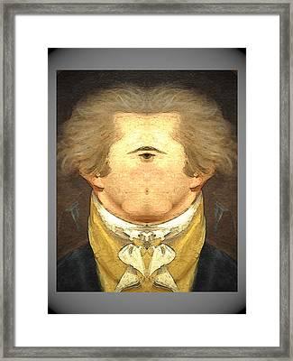 Alexander_hamilton 2 Framed Print