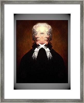 Alexander_hamilton 3 Framed Print