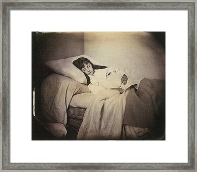 Alexandra Kitchin (1864-1925) Framed Print