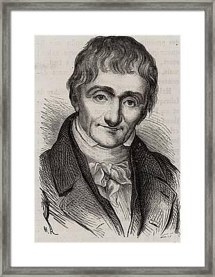 Alexandre Brongniart Framed Print