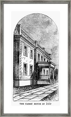 Alexandria, Virginia Framed Print