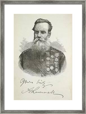 Alfred Laverack Framed Print