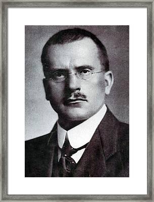 Alfred W Adler Framed Print