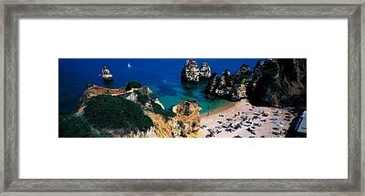 Algarve Portugal Framed Print