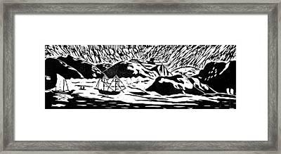 Algoa Bay Framed Print