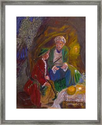 Ali Baba Framed Print