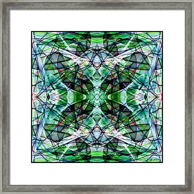 Alien Cumulative Framed Print