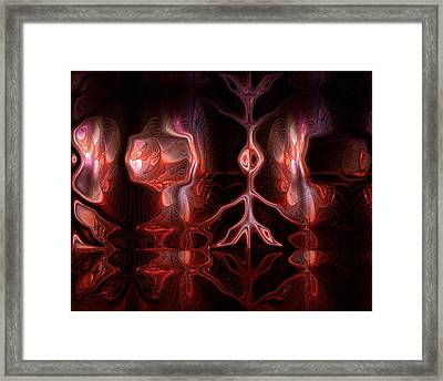 Alienated Framed Print