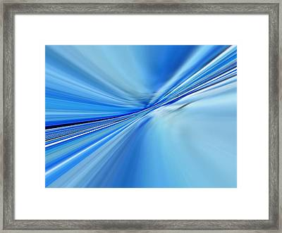 Alignment 2 Framed Print by Tom Druin
