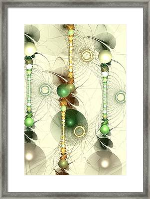 Alignment Framed Print by Anastasiya Malakhova