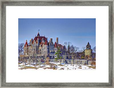 All For The Love Of His Life Framed Print by David Simons