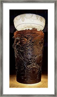 All Hail More Ale  Guinness Totem Framed Print by Richard Ortolano