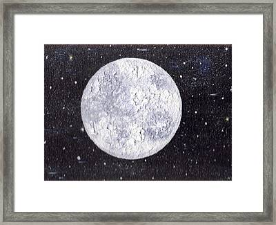 All In The Stars Framed Print by Jim Saltis