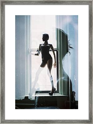 All Is Full Of Love Framed Print by Scott Meyer