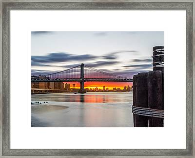 Framed Print featuring the photograph All Natural Color by Anthony Fields