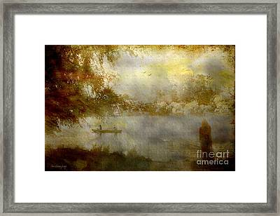 Framed Print featuring the photograph All Night Vigil ... by Chris Armytage