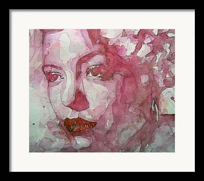 Billie Framed Prints