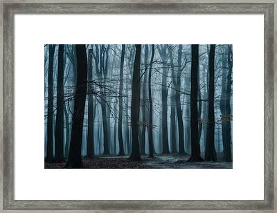 All Of Us Framed Print
