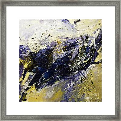 All Or Nothing Framed Print by Ismeta Gruenwald