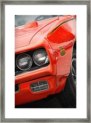 All Rise For The Judge Framed Print by Gordon Dean II