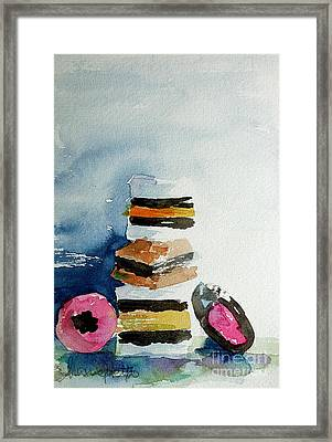 All Sorts Framed Print by Marisa Gabetta