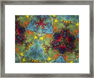 All That Is Framed Print