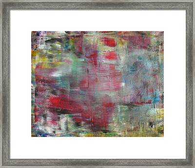 All That Is Left Framed Print by Kathy Stiber