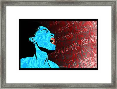 All That Jazz Framed Print by Sassan Filsoof