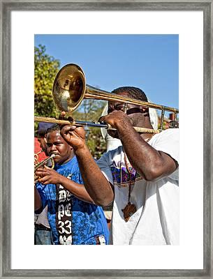 All That Jazz Framed Print by Steve Harrington