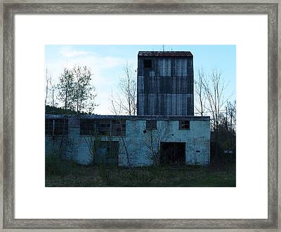 All That Remains Framed Print by Chrissy Dame