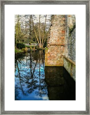 All That Remains Framed Print by Jon Woodhams
