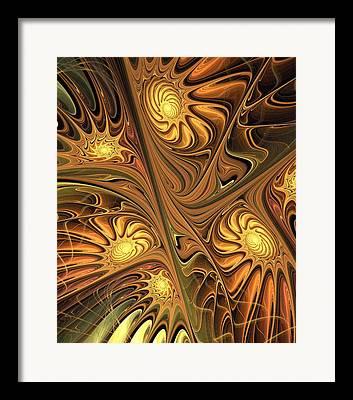 The Vault Mixed Media Framed Prints