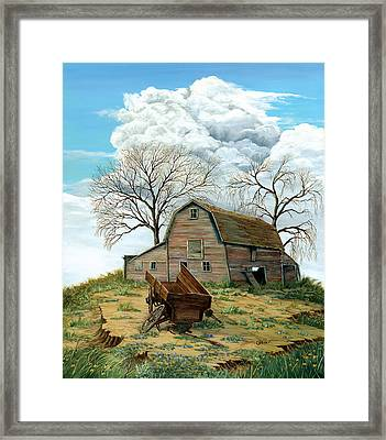 All Things Made New  Framed Print by Jim Olheiser