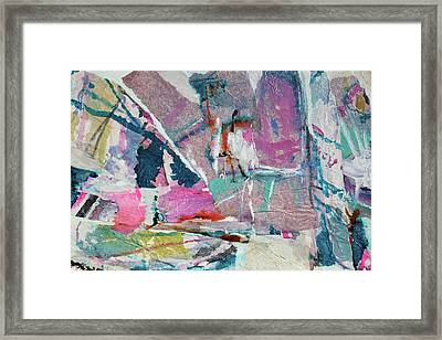All Together Again Framed Print by Hari Thomas