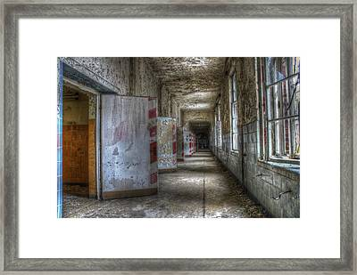 All Together Now Framed Print by Nathan Wright