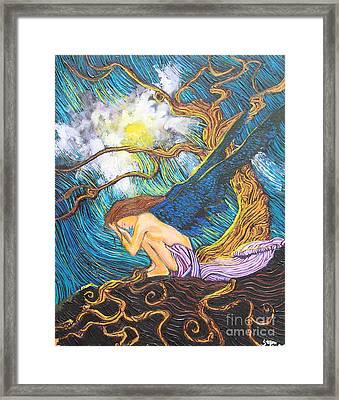 Allayah Framed Print