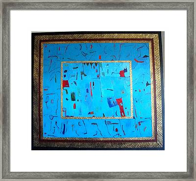 Alley Cat Framed Print by Bernard Goodman